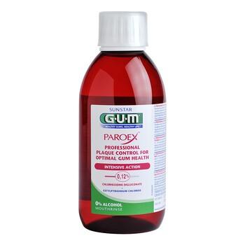 Gum Paroex 0.12% CHX, płyn do płukania jamy ustnej, 300 ml
