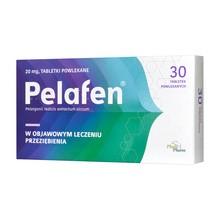 Pelafen, 20 mg, tabletki powlekane, 30 szt.