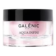 Galenic Aqua Infini, krem odświeżająco-nawilżający, 50 ml