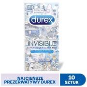 Durex Invisible Emoji, prezerwatywy, 10 szt.