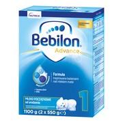 Bebilon 1 Pronutra-Advance, mleko początkowe, proszek, 1100 g