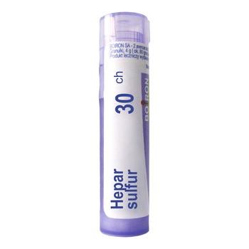 Boiron Hepar sulfur, 30 CH, granulki, 4 g