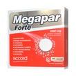 Megapar Forte, 1000 mg, tabletki musujące, 20 szt.
