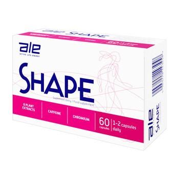 ALE Active Life Energy Shape, kapsułki, 60 szt.