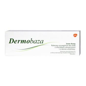 Dermobaza, krem tłusty, 25 g