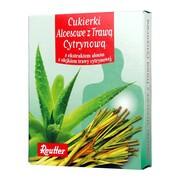 Cukierki aloesowe z trawą cytrynową, 50 g