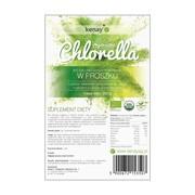 Chlorella Organiczna, proszek, 200 g