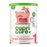 Capricare 1, mleko początkowe na mleku kozim, proszek, 400 g