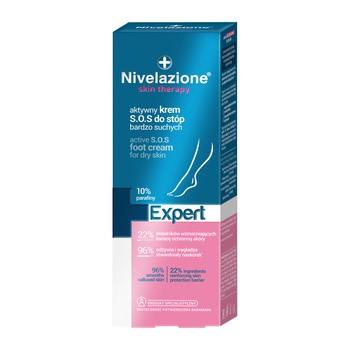 Nivelazione Expert, aktywny krem S.O.S. do stóp bardzo suchych, 75 ml