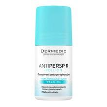 Dermedic Antipersp R, dezodorant antyperspiracyjny, roll-on, 60 g