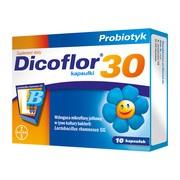 Dicoflor 30, kapsułki, 10 szt.