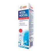 DOZ PRODUCT Woda morska hipertoniczna,spray do nosa, 100 ml