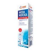DOZ PRODUCT Woda morska hipertoniczna,spray do nosa, 100 ml