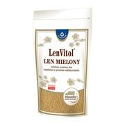 Len Vitol, len mielony, odtłuszczony, 450 g (Oleofarm)