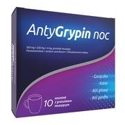 AntyGrypin noc, musujący granulat, saszetki, 10 szt.