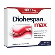 Diohespan max, 1000 mg, proszek doustny, 30 saszetek
