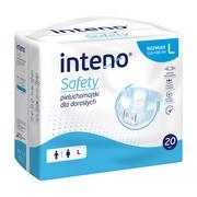 Inteno Safety Pieluchomajtki dla dorosłych, L, 20 szt.