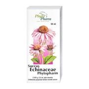 Succus Echinacae Phytopharm, (sok z jeżówki), płyn doustny, 50 ml