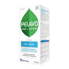 Pelavo Nos i Zatoki, syrop, 120 ml