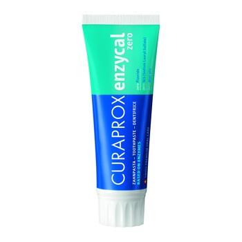 Curaprox Enzycal Zero, pasta do zębów bez fluoru, 75 ml
