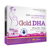Olimp Gold DHA, kapsułki, 30 szt