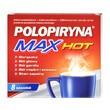 Polopiryna Max Hot, proszek do sporządzania roztworu doustnego, 8 saszetek