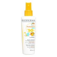 Bioderma Photoderm Kid, spray ochronny SPF 50+, 200 ml