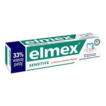 Elmex Sensitive, pasta do zębów z aminofluorkiem, 100 ml