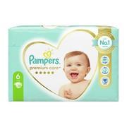 Pampers Premium Care 6, (13+kg), 38 szt.