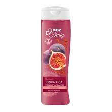 DOZ Daily, orientalny żel pod prysznic, Dzika Figa i Drzewo Sandałowe, 500 ml