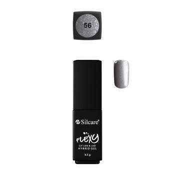 Silcare Flexy Hybrid Gel, lakier hybrydowy nr 56, 4,5 g