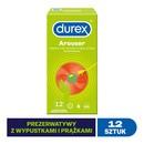 Durex Arouser, prezerwatywy prążkowane, 12 szt.