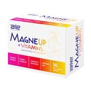 ALE Active Life Energy MagneUP + Vitamins, tabletki powlekane, 50 szt.