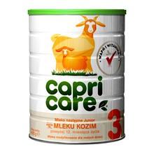 Capricare 3 Junior, mleko w proszku na mleku kozim,  12 m+, 400 g