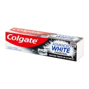 Colgate Advanced White Charcoal, pasta do zębów, 100 ml