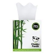 Cheeky panda, bambusowe chusteczki kosmetyczne, 56 szt.