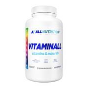 Allnutrition Vitaminall vitamins & minerals, kapsułki, 120 szt.