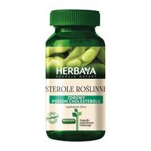 Herbaya Sterole roślinne Prawidłowy Poziom Cholesterolu, kapsułki, 60 szt.