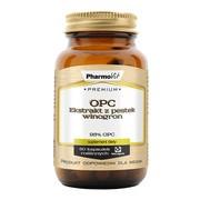Pharmovit Premium OPC Ekstrakt z pestek winogron, kapsułki, 60 szt.