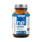 Pharmovit Nervocal stres, kapsułki, 60 szt.