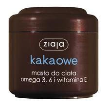 Ziaja, masło do ciała kakaowe, 200 ml