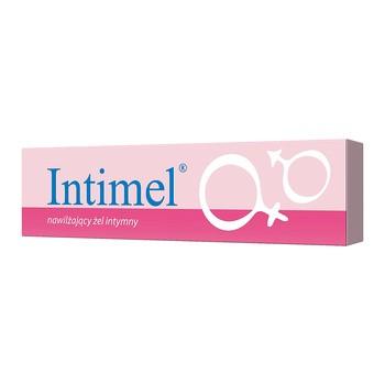Intimel, żel intymny, nawilżający, 30 g