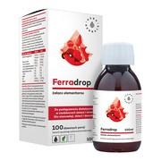 Ferradrop - żelazo elementarne, płyn, 100 ml