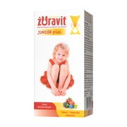 Żuravit Junior plus, płyn, 100 ml