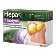 Hepaslimin z biotyną, tabletki, 30 szt.