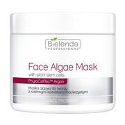 Bielenda Professional, maska algowa do twarzy z roślinnymi komórkami macierzystymi, 190 g