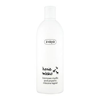 Ziaja Kozie Mleko, kremowy żel myjący pod prysznic, mleczna kąpiel, 500 ml