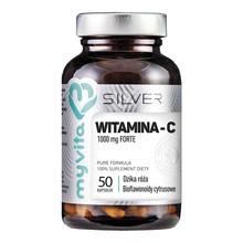 MyVita Silver Witamina C 1000 mg Forte, kapsułki, 50 szt.
