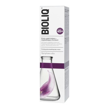 Bioliq 45+, krem ujędrniająco-wygładzający na dzień, 50 ml