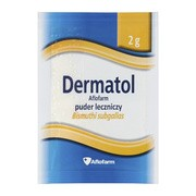 Dermatol Aflofarm, saszetka z proszkiem, 2 g